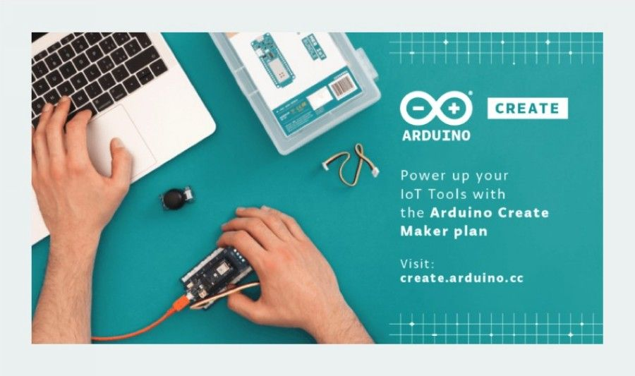 Arduino Create Maker plan