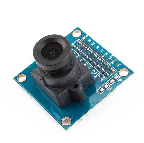 camera - Arduino OV7670 - Without FIFO - Reading