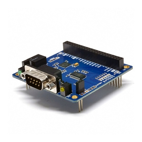 RS232 Board — PHPoC Shield